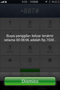 Calling dengan 123 PLN